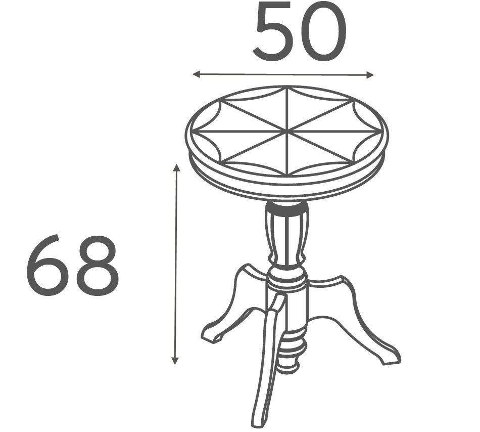 Превью Кофейный столик 168.050