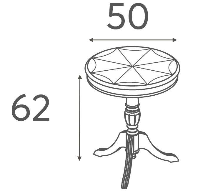 Превью Кофейный столик 169.050