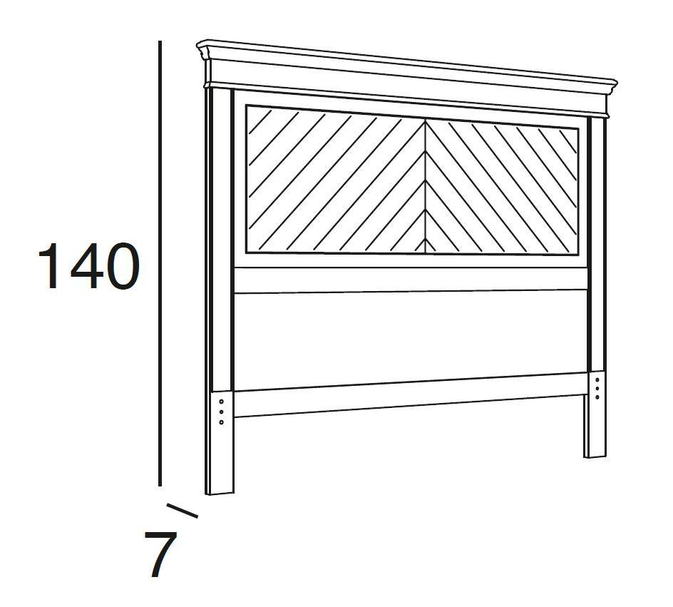 Превью Кровать 810/460.160